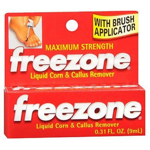 Freezone Corn And Callus Remover Maximum Strength 0.31 oz By Med Tech Products