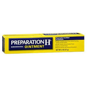 Preparation H Ointment 2 oz By Advil