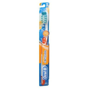 Oral-B Advantage Plus Toothbrush Medium Regular each By Oral-B
