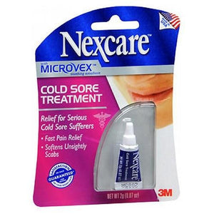 Nexcare Cold Sore Treatment 0.07 oz By Nexcare