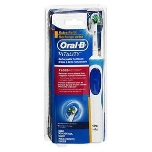 Oral-B Vitality Floss Action Rechargeable Toothbrush each By Oral-B