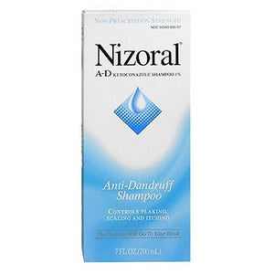 Nizoral Anti-Dandruff Shampoo 7 oz By Johnson & Johnson