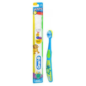 Oral-B Stage 1 Toothbrush For Baby each By Oral-B