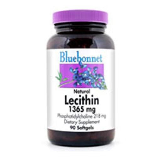 Natural Lecithin 90SG By Bluebonnet Nutrition