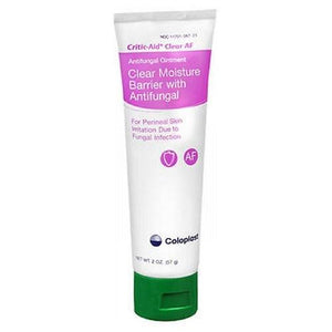 Critic Aid Clear Antifungal Skin Barrier 2 oz By Critic-Aid