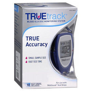True Track Smart System Blood Glucose Monitor 1 each By Truetrack