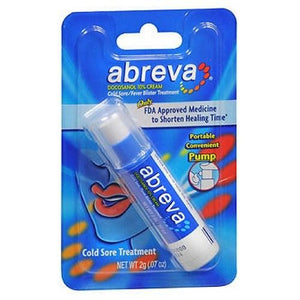 Abreva Cold Sore Treatment - 2 gms