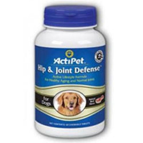 Hip and Joint Defense For Dogs Beef 60 ct By ActiPet