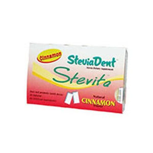 Steviadent Gum Cinnamon 12 CT(case of 12) By Stevita