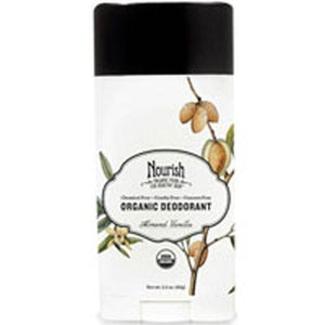 Organic Deodorant Pure Unscented 2.2 OZ By Nourish