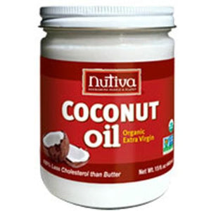 Organic Extra Virgin Coconut Oil 1 GALLON By Nutiva