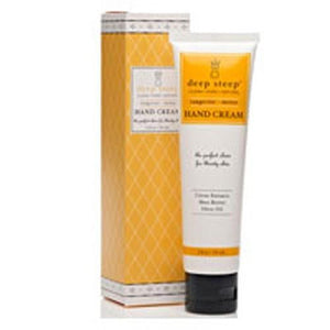 Hand Cream Tangerine Melon 2 oz By Deep Steep
