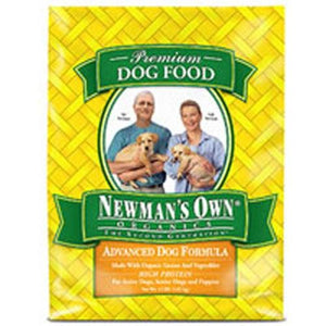 Adult Dry Dog Food Advanced Formula 4 LB(case of 6) By Newman's Own Organics