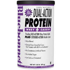 100% Natural Whey Protein Supplement - Strawberry Flavor 1.1 oz