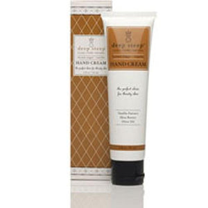 Hand Cream Brown Sugar Vanilla 2 OZ By Deep Steep