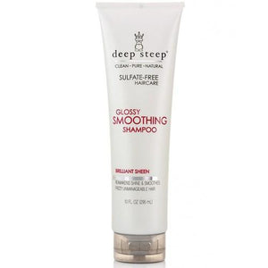 Glossy Smoothing Shampoo 33.8 fl oz By Deep Steep