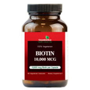 Biotin 90 VCaps By Futurebiotics