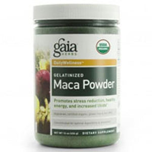 Maca Powder 8 oz By Gaia Herbs