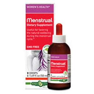 Menstrual Drops 1.69 Oz By Erba Vita