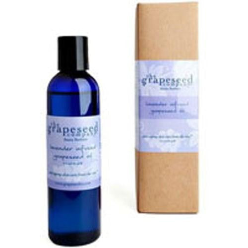 100 Percent Grapeseed Oil - 4.4 Oz, Lavender Infused