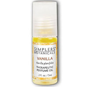 Vanilla Perfume 5 ml By Simplers Botanicals