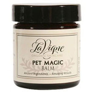 Pet Magic Balm 1.7 oz By Lavigne Organic Skin Care