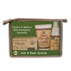 Itch & Rash Solution System 1 Kit By All Terrain