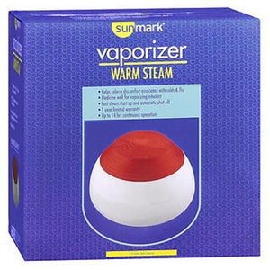 Sunmark Vaporizer Warm Steam Each By Sunbeam