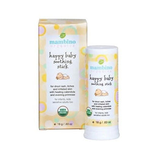 Happy Baby Soothing Stick Organic .63 Oz By Mambino Organics
