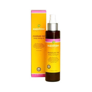 Moisture Me Body Toning Oil 5 Oz By Mambino Organics