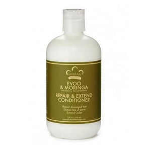 Repair and Extend Extra Virgin Olive Oil - Moringa Conditioner 12 Oz By Nubian Heritage