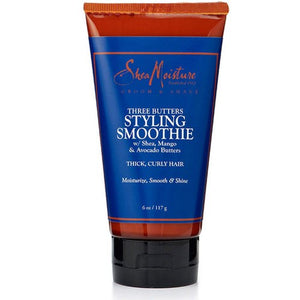 Three Butters Styling Mens Smoothie 6 Oz By Shea Moisture