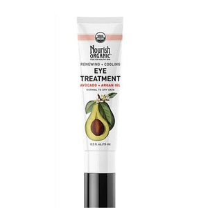 Organic Avocado Eye Treatment .5 Oz By Nourish