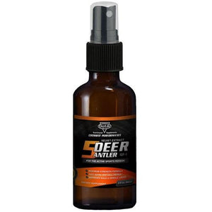 Deer Antler Velvet Extract 2 Oz By Oxylife Products