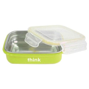 BPA Free Bento Box Light Green 1 Count By Thinkbaby