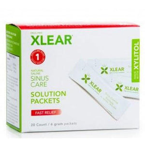 Sinus Care Refill Solution 20 Count By Xlear Inc