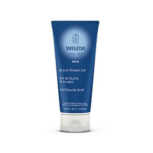 Men Active Shower Gel 6.8 oz By Weleda