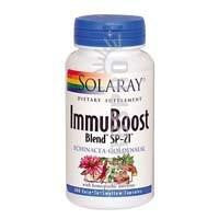 Immuboost Blend SP-21 100 Caps By Solaray