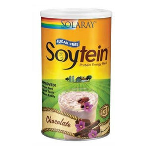 Soytein Protein Energy Chocolate 400 g By Solaray