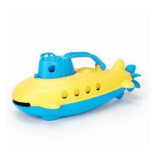 Blue Cabin Submarine 1 Count By Green Toys