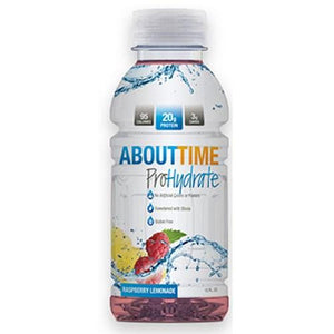 ProHydrate Raspberry Lemon 12 oz By About Time