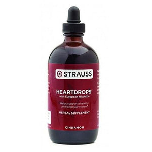 Hearth Drops Cinnamon 3.4 oz By Strauss Herb Company
