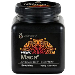 Men's Maca 120 Tabs By Youtheory