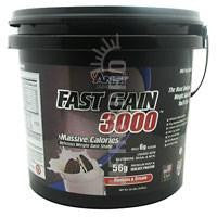 Fast Gain 3000 Cookies and Cream 12 lbs By Advanced Nutrient Science Intl