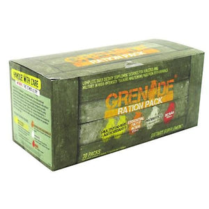 Ration Pack 30 Packs By Grenade