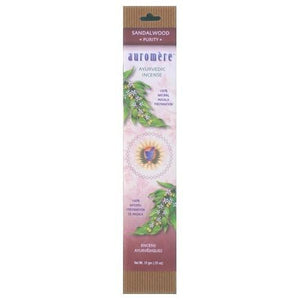 Ayurvedic Incense Sandalwood 1 Count By Auromere