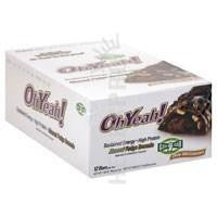 Oh Yeah Bar Almond Fudge 45 Gram(case of 12) By ISS Complete