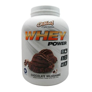 Oh Yeah! Whey Power Chocolate 5 lbs By ISS Complete