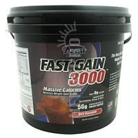 Fast Gain 3000 Chocolate 12 lbs By Advanced Nutrient Science Intl