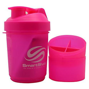 SMARTSHAKE SHKR Neon Pink 20 oz By Smart Shake